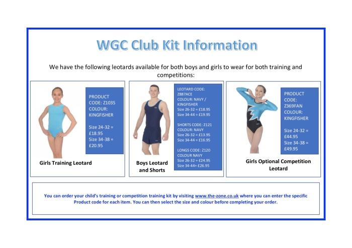 Kit Information October 2018 JP
